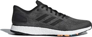 Buty sportowe Adidas sznurowane w sportowym stylu pure boot