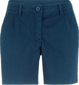 Niebieskie szorty bonprix bpc bonprix collection