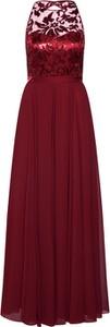 Czerwona sukienka VM Vera Mont bez rękawów