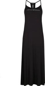 Sukienka Emporio Armani na ramiączkach prosta