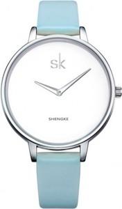 Shengke damski zegarek sk - cyjan