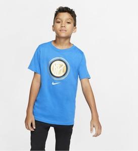 T-shirt Nike z krótkim rękawem z nadrukiem w sportowym stylu