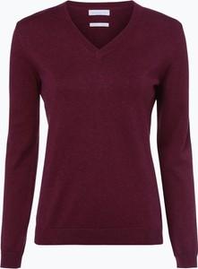 Bordowy sweter brookshire