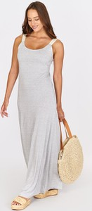 Sukienka MILAGRO STORE w stylu casual na ramiączkach z bawełny