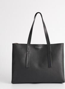 Czarna torebka Diverse duża na ramię