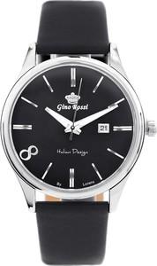 Zegarek Gino Rossi - ASTRO czarny srebrny