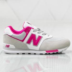 Buty sportowe New Balance z płaską podeszwą 574