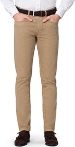 Brązowe spodnie LANCERTO