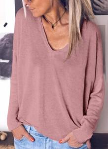 Różowa bluzka Sandbella