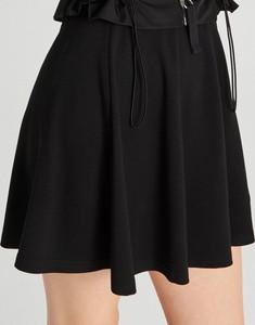 Czarna spódnica Cropp w stylu casual