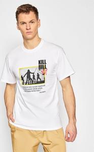 T-shirt HUF z krótkim rękawem z bawełny