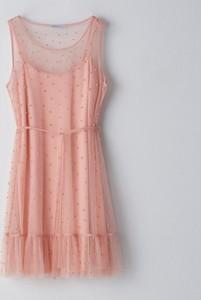 Sukienka Cropp bez rękawów mini