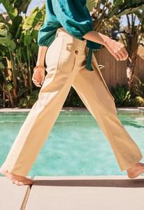 Spodnie ORSAY z dzianiny