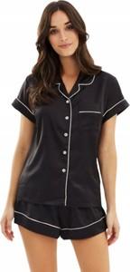 Czarna piżama Alexiss