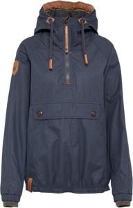 Niebieska kurtka naketano