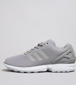 Buty sportowe Adidas w sportowym stylu zx flux sznurowane