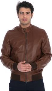 Brązowa kurtka Tagliatore w stylu casual