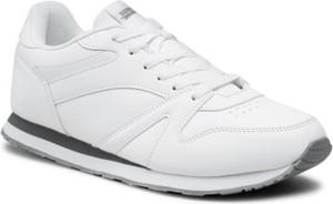 Buty sportowe Sprandi sznurowane ze skóry
