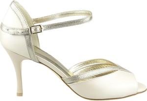 f9487a5c5ee10 białe szpilki sandały - stylowo i modnie z Allani