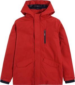 Czerwona kurtka dziecięca Cool Club dla chłopców