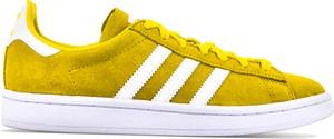 Żółte trampki Adidas