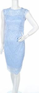 Niebieska sukienka Jessica Wright