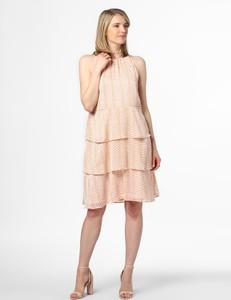 Różowa sukienka Vila mini