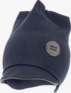 Granatowa czapka Iltom