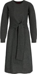 Sukienka Max & Co. z długim rękawem rozkloszowana