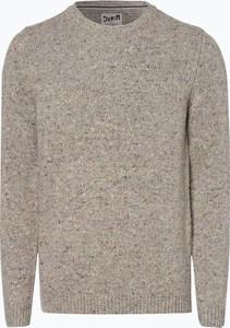 Sweter DENIM by Nils Sundström w stylu casual z wełny