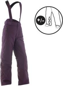 Fioletowe spodnie dziecięce WED'ZE