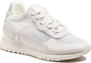 Buty sportowe Aldo sznurowane ze skóry ekologicznej