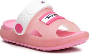 Buty dziecięce letnie Tommy Hilfiger dla dziewczynek