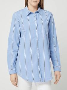 Niebieska koszula S.Oliver Red Label z bawełny