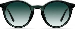 Zielone okulary damskie Meller