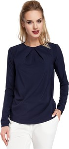 Bluzka MOE z długim rękawem w stylu casual