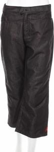 Czarne jeansy Le Coq Sportif w street stylu
