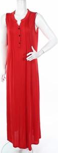 Czerwona sukienka Reborn maxi