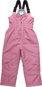 Różowe spodnie dziecięce Fred`s World By Green Cotton