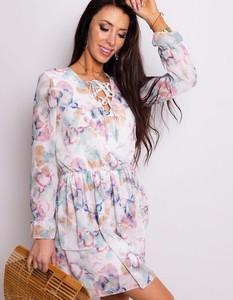 Sukienka Dstreet z bawełny mini