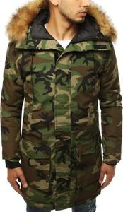 Kurtka Dstreet w militarnym stylu