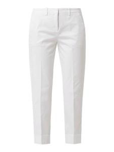 Spodnie Cambio z bawełny