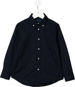 Granatowa koszula dziecięca Ralph Lauren