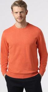 Pomarańczowy sweter Finshley & Harding