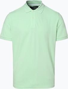 Zielona koszulka polo Mc Earl z krótkim rękawem
