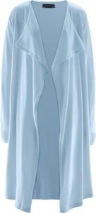 Niebieski sweter bonprix bpc selection