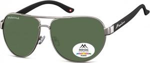 Stylion Pilotki okulary aviator Montana MP98A polaryzacyjne