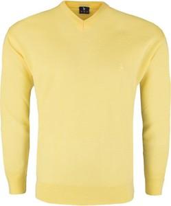 Żółty sweter N*m*y z wełny