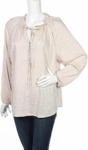 Bluzka Xlnt w stylu casual z długim rękawem