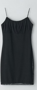 Sukienka Cropp dopasowana na ramiączkach
